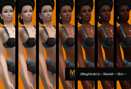 {Meghindo's} ~ Mariah ~ Released ~ / PoSEsioN Set Pose