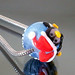 Charm bead : Penguin