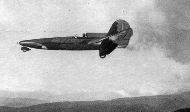 SCA SS.2 in flight
