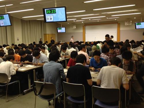 PTQ GTC - Yoyogi : Hall 2