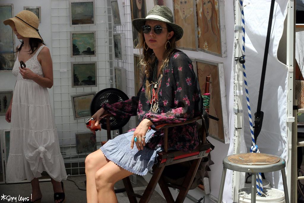arts fest 2012 girl spy lens