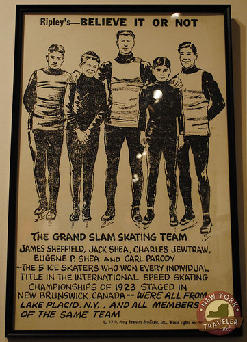 Lake Placid Speed Skating Team BION