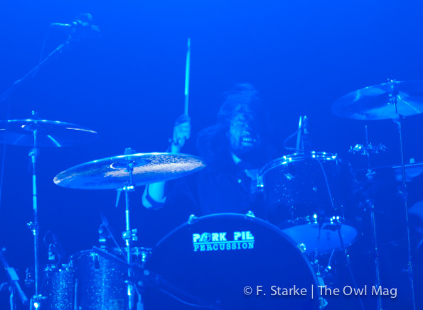 Band of Skulls @ The Fonda, LA 9/19/12