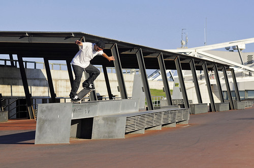 Christian Pietrzok - Backside Nosegrind