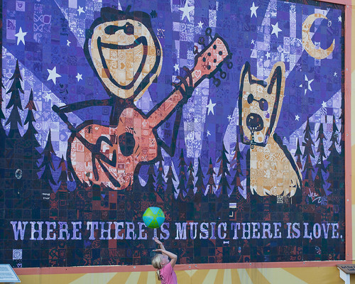 Photo:Where There is Music There is Love By:Peter E. Lee