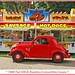 1948 Fiat 500 at the sausage stand by sjb4photos