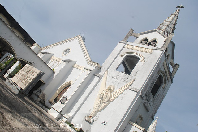 St. Raphael Church of Legaspi