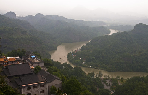 Danxia landscape