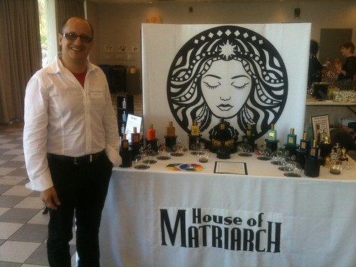 Mario with House of Matiarch