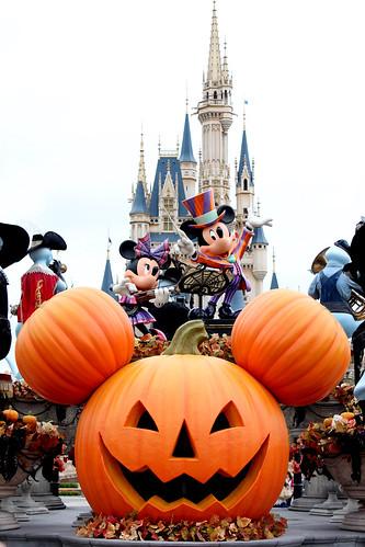 Disney Halloween 2012