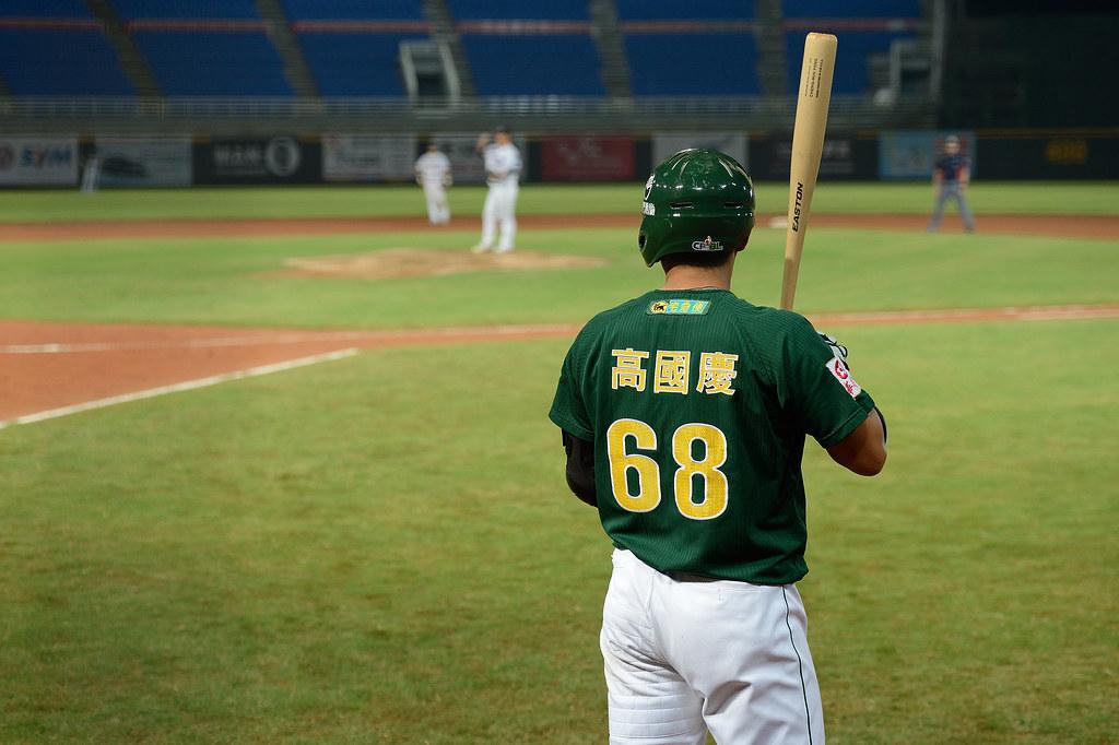 Lions #68 高國慶