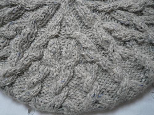 Grey Gretel, detail