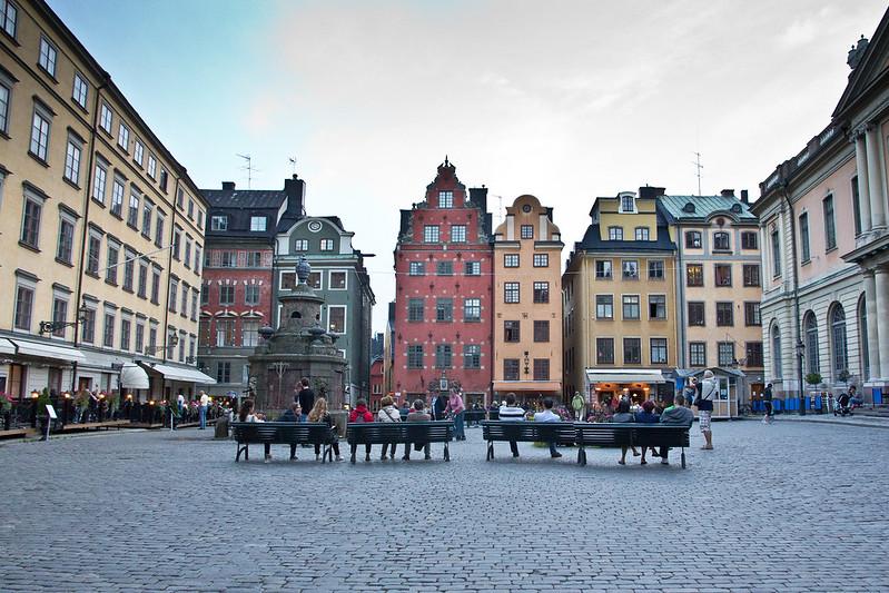 Gamla Stan / Stockholm