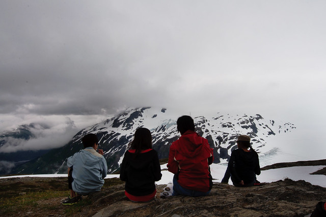 Vista [On the way to Harding Icefield]
