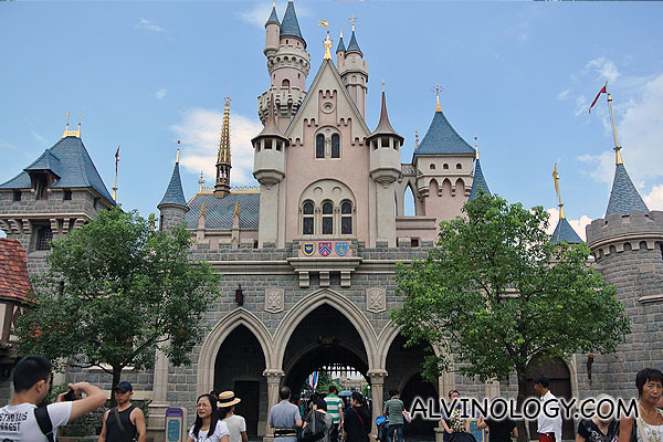Entering Fantasyland