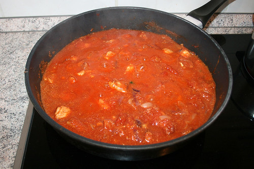 26 - Aufkochen lassen / Boil up