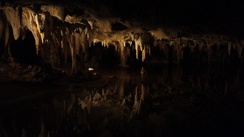 "Luray Caverns ""Dream Lake"""