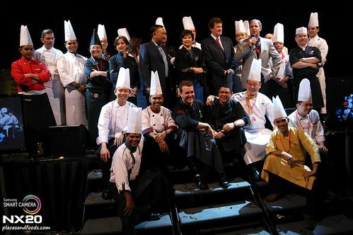 MIGF 2012 Chefs
