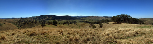 panorama mountains farm property australia hills views gloucester nsw newsouthwales 3pines bakerscreek