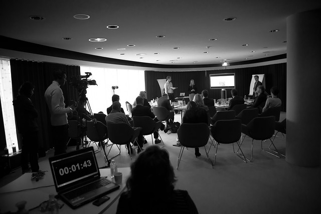 TEDxAmsterdam Award 2012 Partner Jury Pitch Day (by Imagehunters.net)