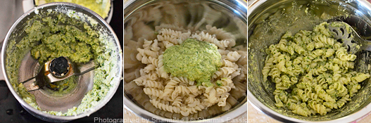 Cilantro Almond Pesto Recipe - Step3