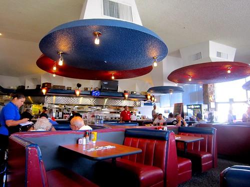 Dinah's Restaurant Interior