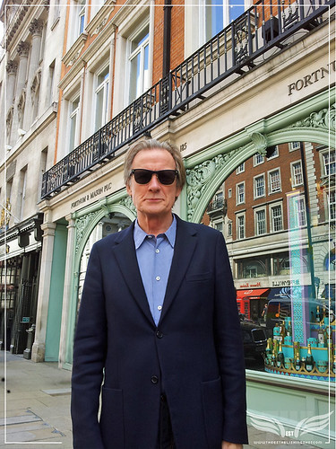 The Establishing Shot: THE THINKING WOMAN'S CRUMPET THE ALWAYS DAPPER MR BILL NIGHY by Craig Grobler