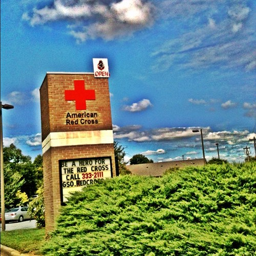 American Red Cross by Greensboro NC