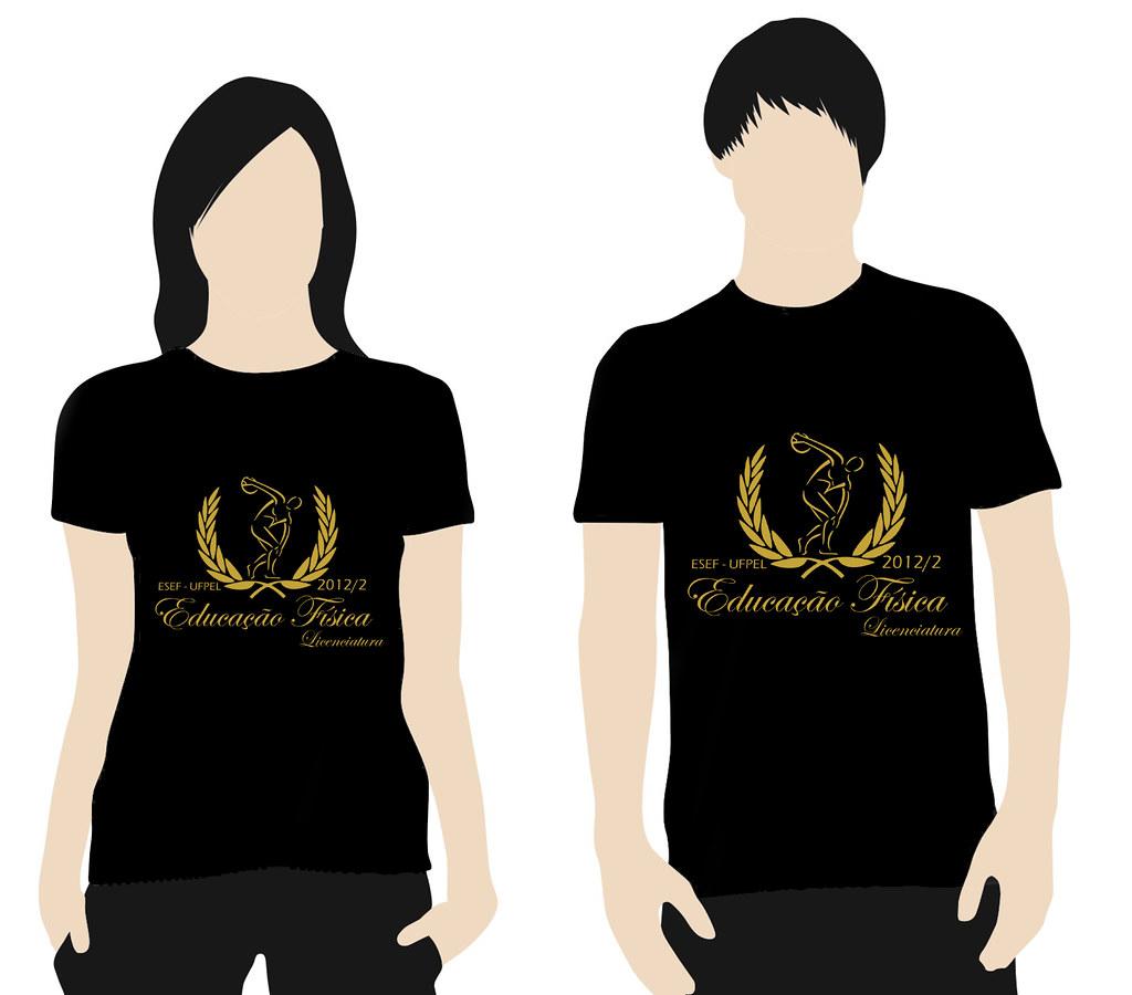 Camisetas formandos ATEF 2012 Licenciatura  053c422c40e