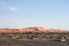 Merzouga village Morocco