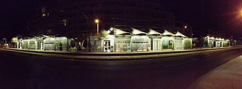 Phoenix at Night: Encanto LR station
