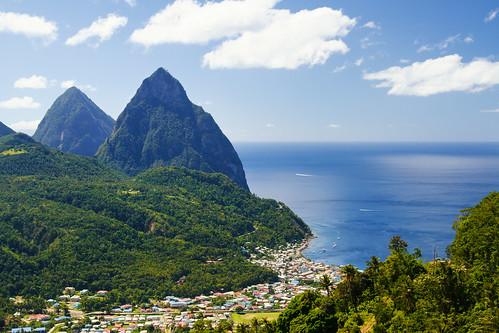 Stunning St Lucia