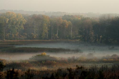 wisconsin sunrise madisonwisconsin naturephotography migratinggeese stevenbauer dawleyconservancy stevenbauerphotography