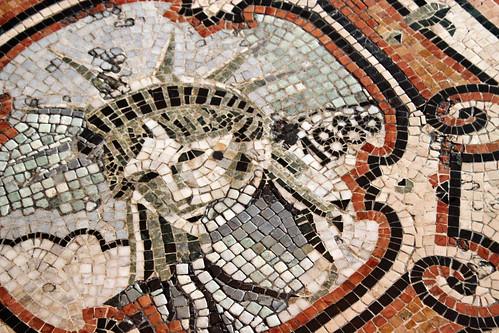 mozaik detail