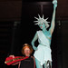 Statue of Liberty Bodypainting