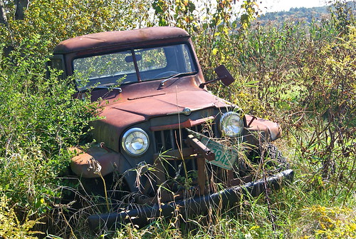 Old Jeep #2