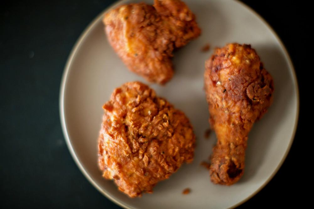 Michael Ruhlman's Genius Fried Chicken | Huffington Post