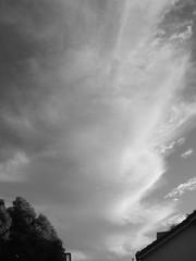 Semi-tornado Cloud?