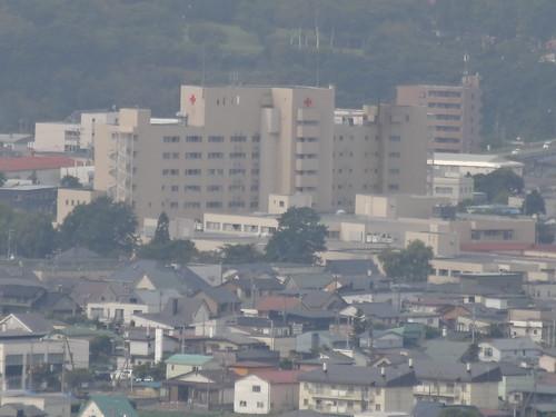 市街地(ズーム)