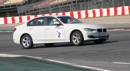 BMW serie 3 de Eficiencia
