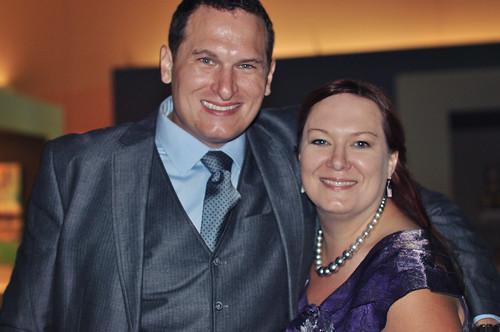 Jeff and Kristi