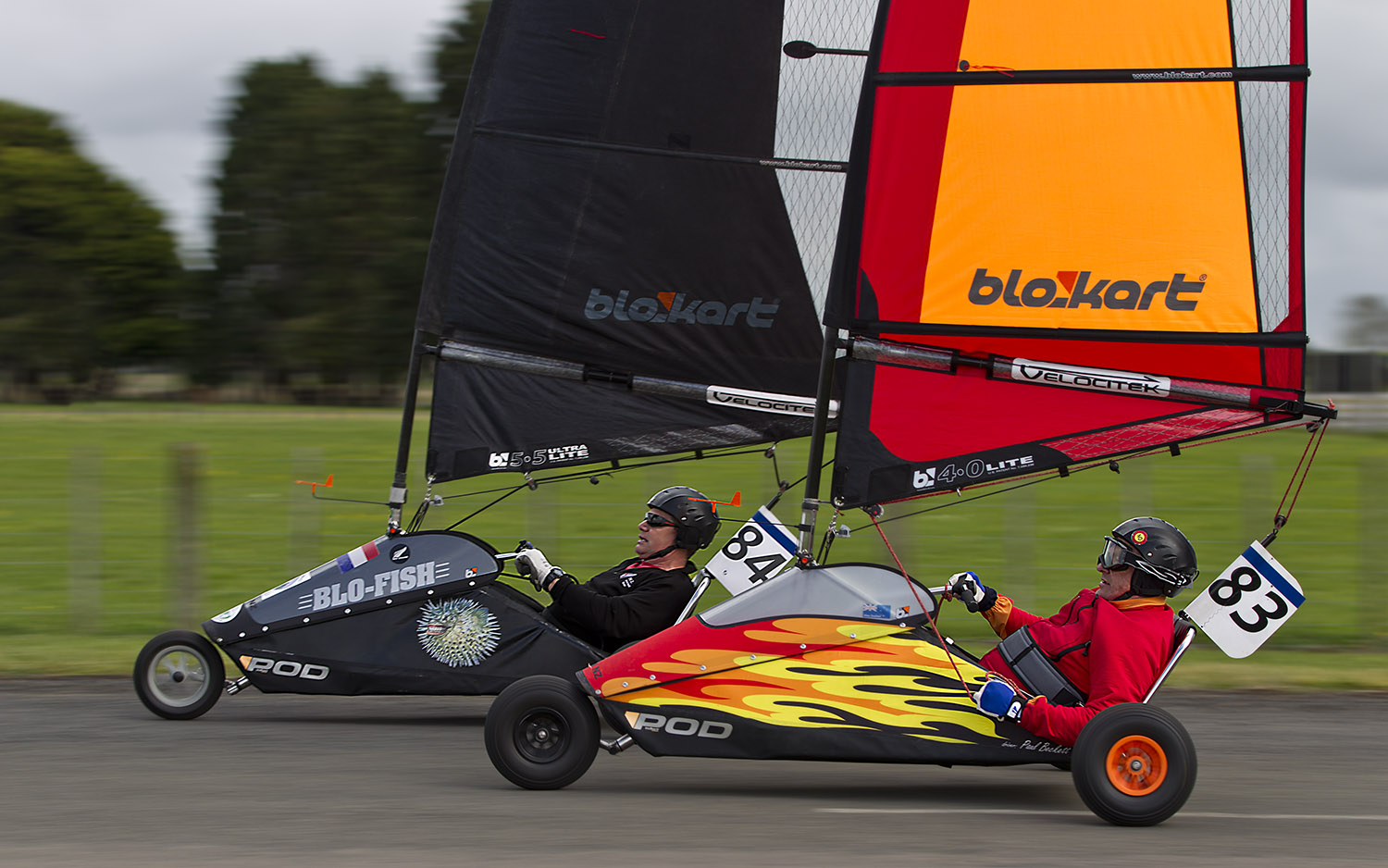 NZ Blokart Champs