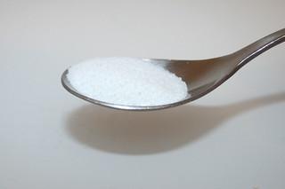 05 - Zutat Salz / Ingredient salt