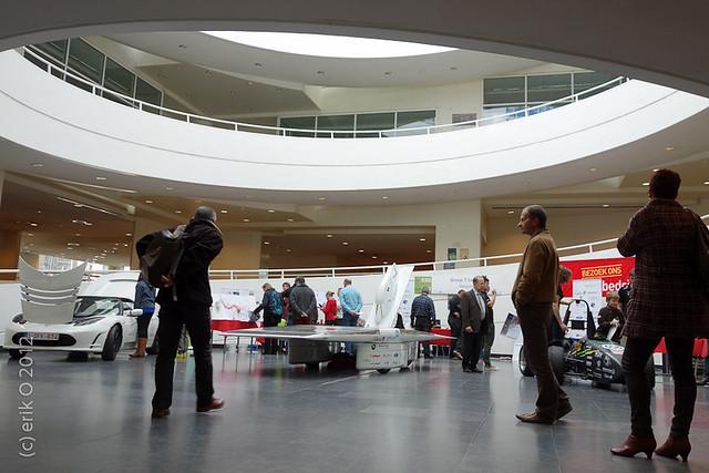 Open Bedrijvendag Leuven 07 okt 2012