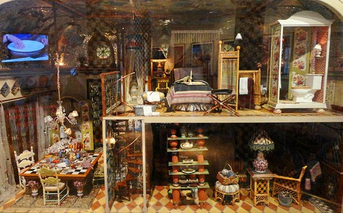 mackenzie childs doll house
