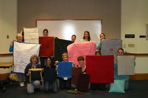 Aurifil Wholecloth Challenge