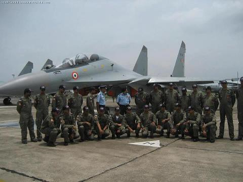 IAF by Chindits