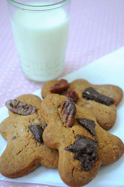Cookie de mel, foto de Barbara Kreutz