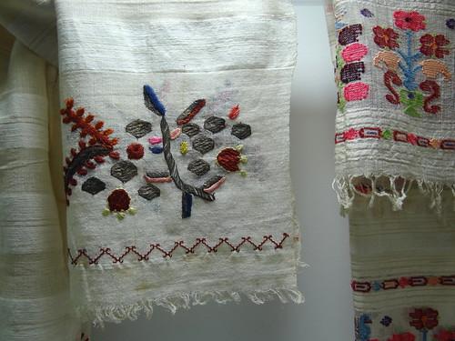 Montenegrin Traditional Weaving - Ethnographic Museum - Cetinje - Montenegro - 02