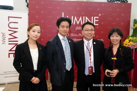 Wu Atong,Nobutsuna Sasaki , Dr Tommy Ong, MeiYoke Liang